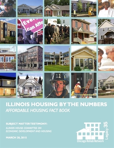 Illinois Housing by the Numbers: County Fact Sheets